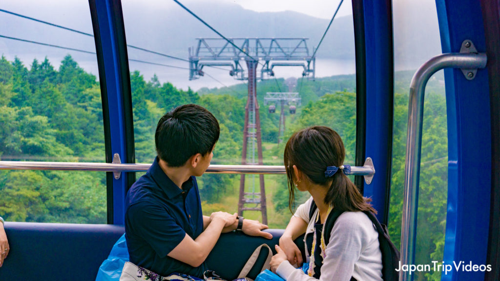 from ropeway